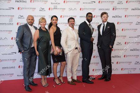 Editorial picture of 57th Festival of Television opening ceremony, Monte Carlo, Monaco - 16 Jun 2017
