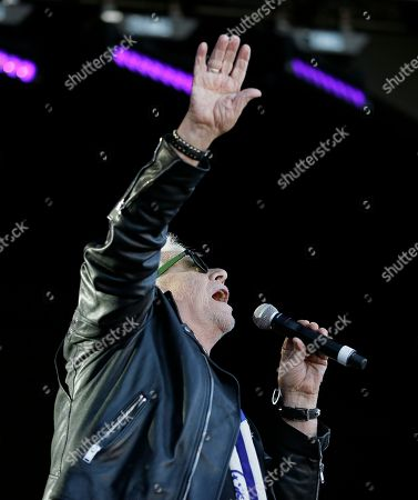 "Stock Photo of Eric Burdon performs during the Monterey International Pop Festival, in Monterey, Calif. The festival turned 50 on Friday and celebrated its anniversary by kicking off another three-day concert that's bringing back a few acts from half a century ago. In 1967 the festival was the centerpiece of the ""Summer of Love."" Burdon performed at the first festival"