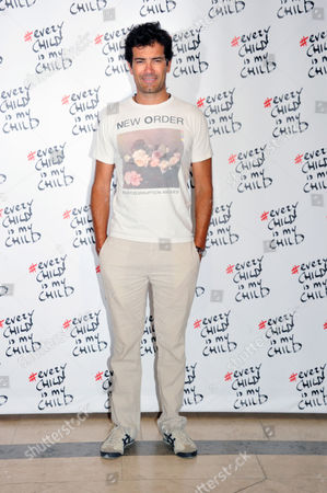 Editorial photo of 'Every Child Is My Child' photocall, Rome, Italy - 16 Jun 2017