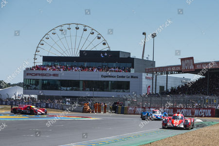 25 CEFC MANOR TRS RACING, ORECA 07 - GIBSON, Roberto GONZALEZ MEX, Simon TRUMMER CHE, Vitaly PETROV RUS during the 24 Hours of Le Mans 2017 race at Le Mans, Le Mans