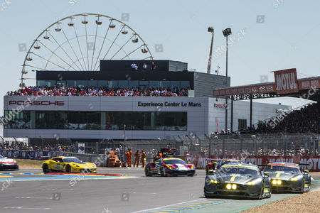 Editorial photo of 24 Hours of Le Mans 2017 - 17 Jun 2017