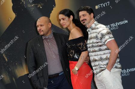 Editorial photo of 'Chicago Fire' photocall, 57th Monte Carlo Television Festival, Monaco - 17 Jun 2017
