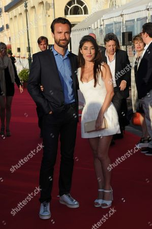 Editorial image of Red Carpet, Day Three, 31st Cabourg Film Festival, France - 16 Jun 2017