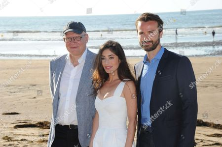 Editorial image of 'Passade' photocall, 31st Cabourg Film Festival, France - 16 Jun 2017