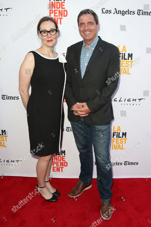 Jennifer Cochis and Josh Welsh