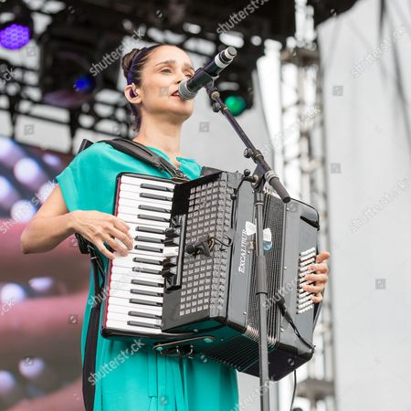 Editorial image of Eaux Claires Music Festival, Wisconsin, USA - 16 Jun 2017