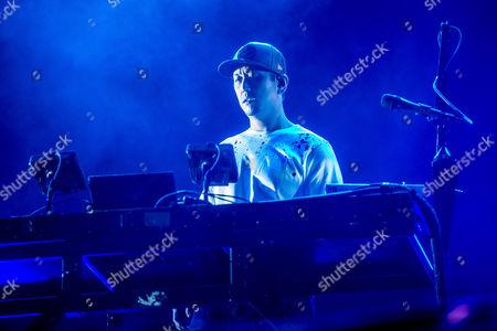 Linkin Park - Joe Hahn