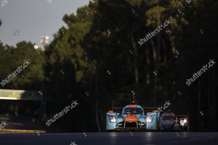 34 TOCKWITH MOTORSPORTS, LIGIER JSP217 - GIBSON, Nigel MOORE GBR, Phil HANSON GBR, Karun CHANDHOK IND  during the 24 Hours of Le Mans 2017 race at Le Mans, Le Mans