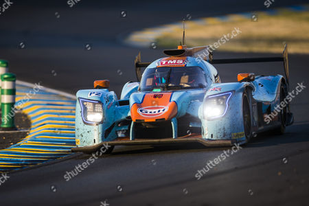 Stock Image of 34 TOCKWITH MOTORSPORTS, LIGIER JSP217 - GIBSON, Nigel MOORE GBR, Phil HANSON GBR, Karun CHANDHOK IND  during the 24 Hours of Le Mans 2017 race at Le Mans, Le Mans