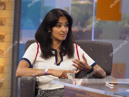 Editorial photo of 'Peston On Sunday' TV show, London, UK - 18 Jun 2017
