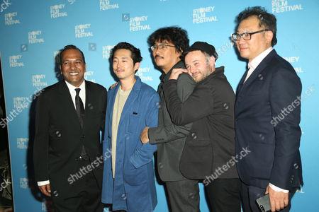Editorial photo of 'Okja' premiere, Sydney Film Festival, Australia - 18 Jun 2017
