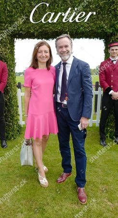 Editorial picture of Cartier Queen's Cup Polo Final, Windsor Great Park, Surrey, UK - 18 Jun 2017