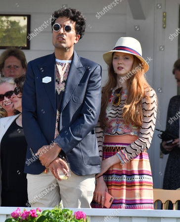 Kwame Ferreira, Lily Cole