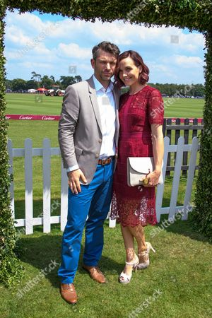 Editorial picture of Cartier Queen's Cup Polo Final, Windsor Great Park, Surrey, UK - 18 Jun 2017