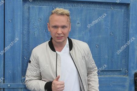 Stock Picture of Noel Terhorst