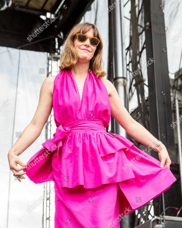 Editorial picture of Eaux Claires Music Festival, Wisconsin, USA - 17 Jun 2017