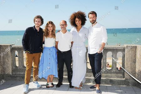 Editorial picture of 'Les Ex' photocall, 31st Cabourg Film Festival, France - 17 Jun 2017