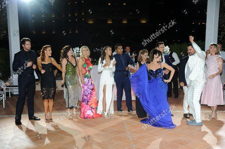 Rome Flynn, Courtney Hope, Jacqueline MacInnes Wood, Reign Edwards, Katherine Kelly Lang, Heather Tom, Don Diamont, Rome Flynn