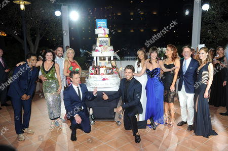 Rome Flynn, Courtney Hope, Jacqueline MacInnes Wood, Reign Edwards, Katherine Kelly Lang, Heather Tom, Don Diamont, Pierson Fode, Darin Brooks