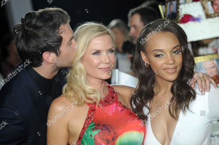 Reign Edwards, Katherine Kelly Lang, Pierson Fode