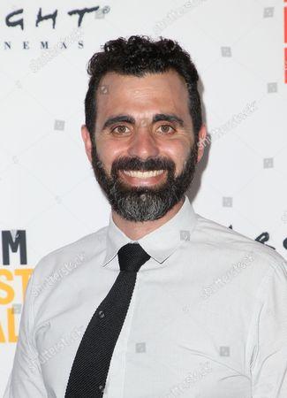 Editorial picture of 'Sun Dogs' premiere, Los Angeles Film Festival, USA - 18 Jun 2017
