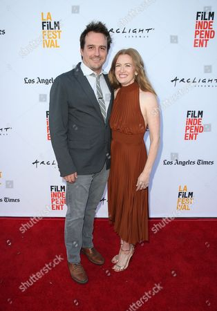 Stock Picture of Neal Dodson, Mireille Enos