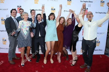 Editorial picture of 'Never Here' and 'Laps' premiere, Los Angeles Film Festival, USA - 18 Jun 2017