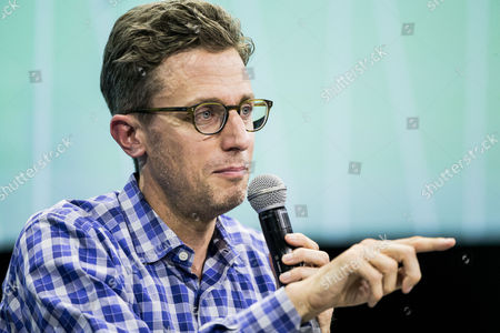 Stock Picture of Founder and Chief Executive Officer (CEO) Buzzfeed Jonah Peretti