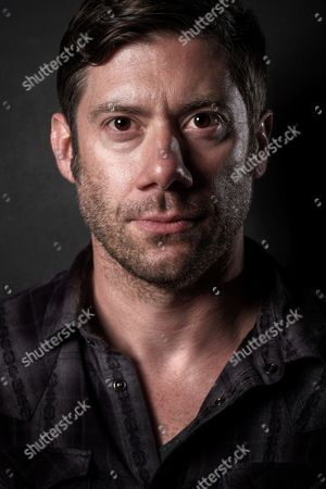 London United Kingdom - June 2: Portrait Of American Musician Wes Borland Guitarist With Indie Rock Group Queen Kwong Photographed At Ace Hotel In London On June 2