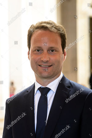 Stock Picture of Sylvain Maillard