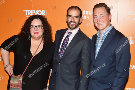 Editorial picture of TrevorLIVE Fundraiser, Arrivals, New York, USA - 19 Jun 2017
