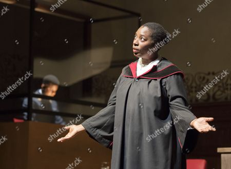 Tanya Moodie as Judge