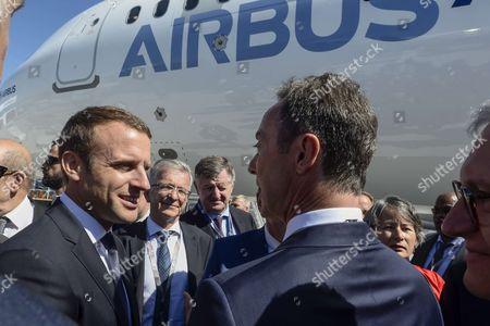 Emmanuel Macron, Fabrice Bregier