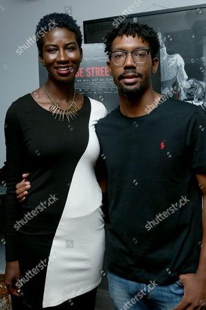 Sabaah Folayan (Writer/Director), Damon Davis (Co-Director)