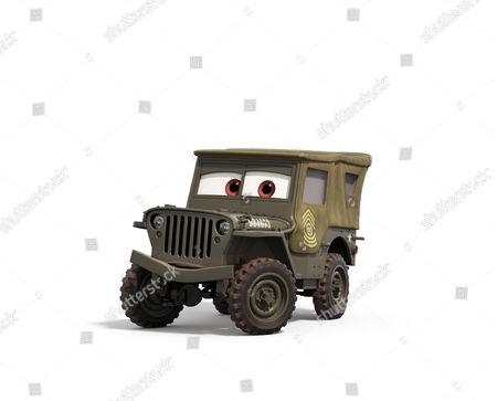 Sarge (Paul Dooley)
