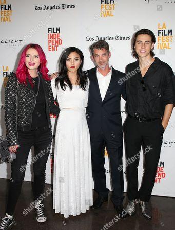 Editorial image of 'You Get Me' film screening, Los Angeles Film Festival, USA - 19 Jun 2017