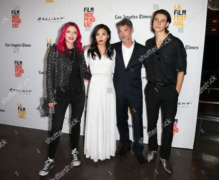 Editorial picture of 'You Get Me' film screening, Los Angeles Film Festival, USA - 19 Jun 2017