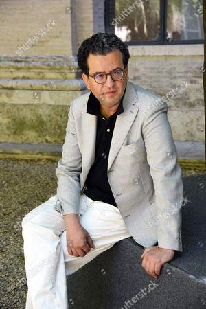 Stock Image of Hisham Matar