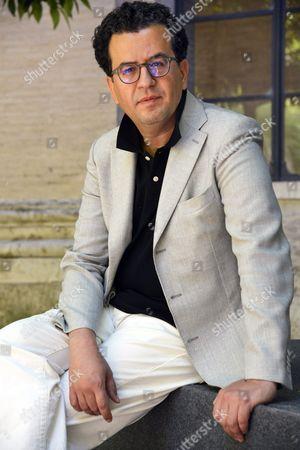 Stock Picture of Hisham Matar