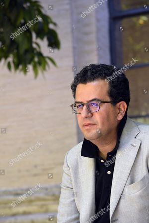 Stock Photo of Hisham Matar
