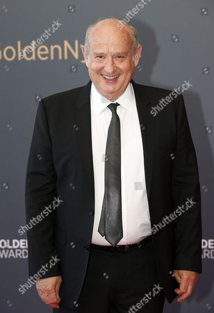 French actor and singer Michel Jonasz poses on the red carpet while arriving for the closing ceremony of the 57th Monte Carlo Television Festival in Monaco, 20 June 2017. The event runs from 16 to 20 June.