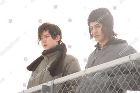 Asa Butterfield, Avan Jogia