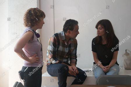 Elisabeth Subrin, John Ortiz, Maggie Siff