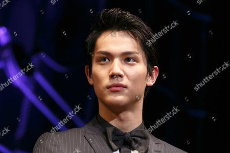 Stock Picture of Taishi Nakagawa