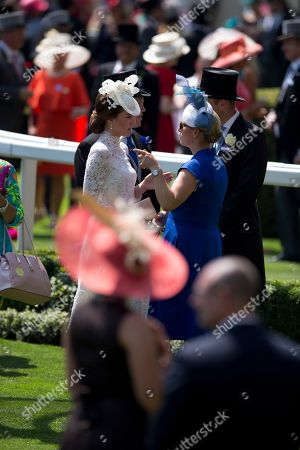 Editorial photo of Britain Royal , Ascot, United Kingdom - 20 Jun 2017