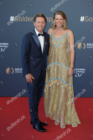 Editorial photo of 57th Festival of Television closing ceremony, Monte Carlo, Monaco - 20 Jun 2017