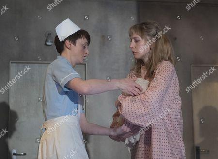 Jodie McNee, Hattie Morahan
