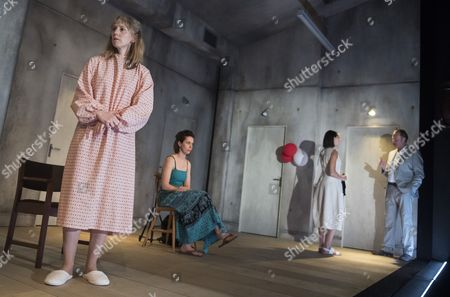 Editorial photo of 'Anatomy of a Suicide' Play by Alice Birch performed at the Royal Court Theatre, London, UK, 07 Jun 2017