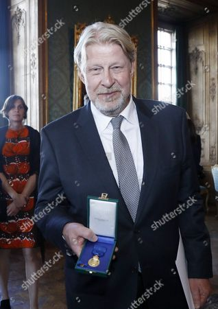 Editorial image of Presentation of medals at the Royal Palace, Stockholm, Sweden - 20 Jun 2017