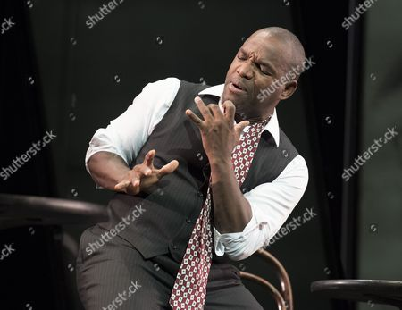 Lawrence Brownlee as Charlie Parker
